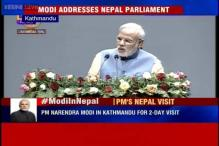 Modi woos Nepal, visit aims to improve ties between the neighbours