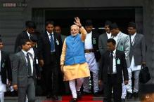 PM Narendra Modi to meet Nepal President in Kathmandu today