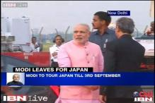 PM Modi leaves for 5-day visit to Japan, agreements in defence, civil nuclear sectors to be signed