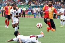 Martins, Joaquim star as East Bengal down Mohun Bagan 3-1
