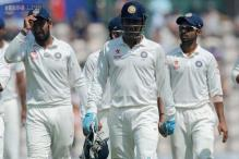 India retain fourth position in Test rankings
