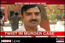 Did UP RTI activist fake his own death for love?