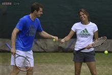 Andy Murray happy to plan ahead with Mauresmo