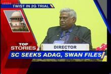 News 360: SC seeks ADAG, SWAN files in 2G scam probe