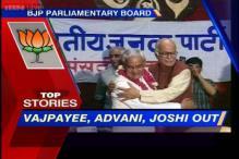 News 360: Vajpayee, Advani, Joshi dropped from BJP Parliamentary Board