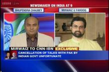 Not India, Pakistan but people of Kashmir are real stakeholders of land: Mirwaiz