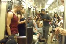 Watch: The 'Lion King' Broadway cast takes over a New York City subway and sings 'Circle Of Life'