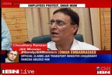 Embarrassment for Omar, senior official quits alleging misbehaviour by a J&K minister