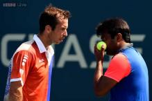 Paes-Stepanek in men's doubles 3rd round of US Open