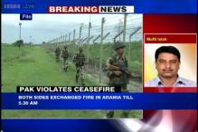 J&K: Pakistan continues to violate ceasefire, firing at BSF posts in RS Pura sector
