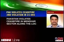 J&K: Pakistan violates ceasefire in Mendhar sector, no casualties