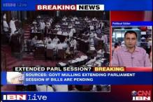 Centre may consider extending Parliament session to pass pending Bills: sources