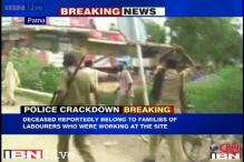 Patna: Protests over death of five people after trucks runs over them
