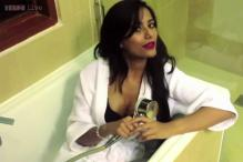 Watch: Poonam Pandey puts on a fake accent in this overly dramatic ALS Ice Bucket Challenge video; challenges Aamir, Shah Rukh and Salman Khan