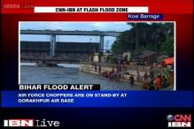 Kosi Flood: Villages evacuated; administration on toes
