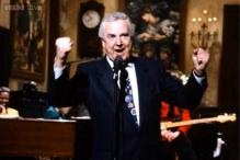 Long time 'Saturday Night Live' announcer Don Prado dies at 96