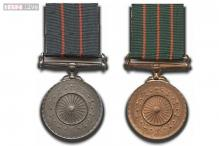 On Independence Day, President confers Gallantry awards on defence personnel