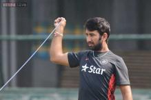 Cheteshwar Pujara set to join Derbyshire
