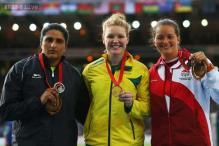 CWG 2014: Seema Punia named India's flag-bearer