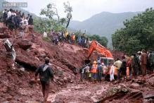 Pune landslide toll at 151; relief and rescue operation over