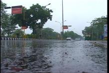 Cloudy Sunday in Delhi