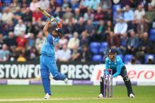 Suresh Raina provides India the perfect 'ton'ic