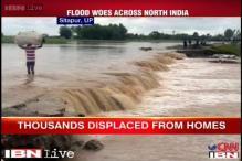 Rain fury in North India, 10 killed in UP, flood alert in Bihar