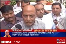 Will quit politics if allegations against me, my family are found to be true, says Rajnath Singh