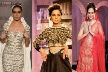India Bridal Week 2014: Shraddha Kapoor, Esha Gupta and Kangana Ranaut to dazzle on the ramp