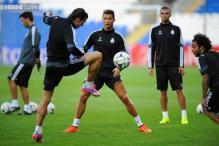 Sevilla, Real Madrid prepare for European Super Cup