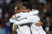 Real Madrid aim high ahead of Super Cup clash with Atletico Madrid