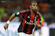 Robinho on verge of returning to Santos