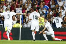 Rodriguez scores on debut as Real draw 1-1 with Atletico in Super Cup first leg