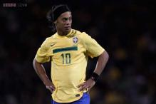 Brazilian star Ronaldinho in talks with ISL's Chennai Titans: report