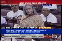 No jokes please, we are politicians! Government to act against RJs airing jokes on MPs, mimicking them