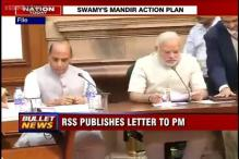 RSS publishes Swamy's letter outlining action plan to rebuild Ram temple in Ayodhya