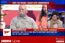 RSS wants UPA appointees in NCTE removed: Sources