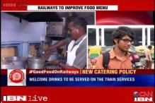 Watch: Passenger reactions to Railways' new catering policy