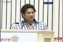 Rajya Sabha Deputy Chairman grants leave to MP Sachin Tendulkar
