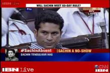 MP questions Sachin & Rekha no-show in Parliament