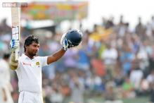 1st Test: Sangakkara's double ton spurs Sri Lanka ahead on Day 4
