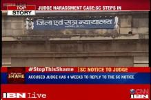 SC issues notice to MP HC judge accused of sexual harassment