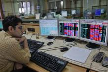 Sensex jumps over 200 points, tech shares up