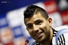 Sergio Aguero signs new five-year deal with champions Manchester City