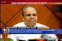 Maharashtra Governor Sankaranarayanan resigns, says it's not possible for him to go to Mizoram