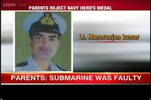 Navy officer Lt Manoranjan Kumar's family says no to Shaurya Chakra, blames government for his death