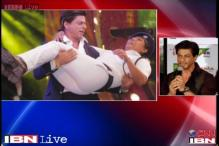 Furore over dancing with woman police officer sexist: Shah Rukh Khan