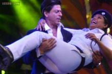 SRK's dance with Kolkata police officer draws criticism, opposition targets Mamata Banerjee