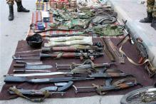 STF arrests two arms smugglers with weapons