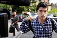 Luis Suarez appeals FIFA ban, bite verdict next week